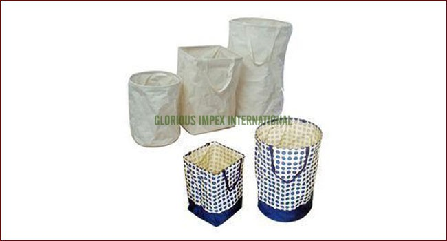 Cotton Baskets Trading supplier, manufacturer company in India