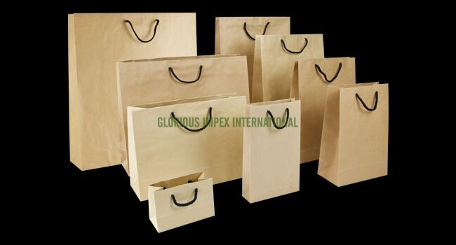Paper Bags Exporter and Manufacturer, Distributor, Supplier, Wholesale Supplier, and trading Company in India.