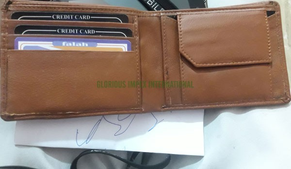 Leather Wallet suppliers, manufacturers, exporters in India