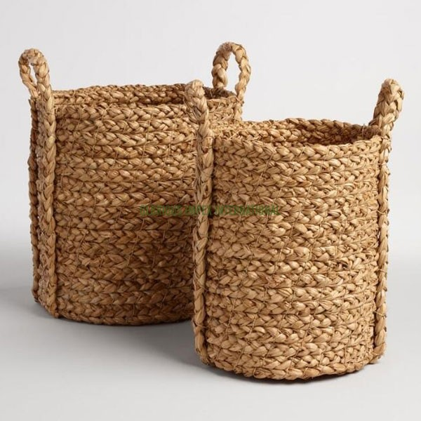 Jute Baskets manufacturer, Trading supplier in all India