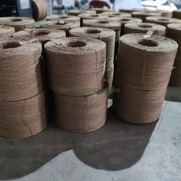 Brown Paper Twisted Rope Supplier in all Over India