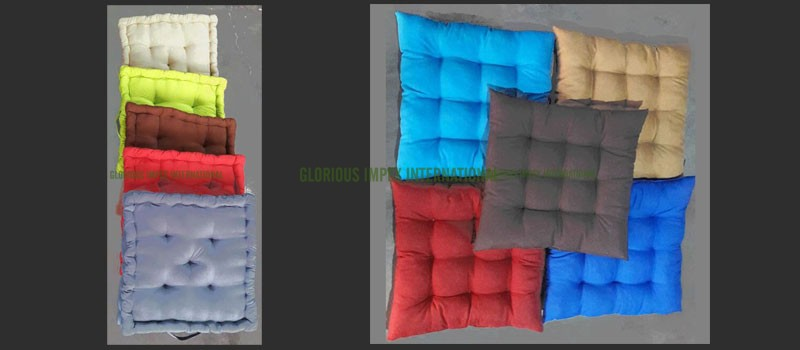 Cotton Cushion Pad Manufacturer, Exporter company in India