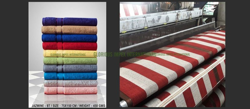 Cotton Towels, Exporter, manufacturer, supplier in all India