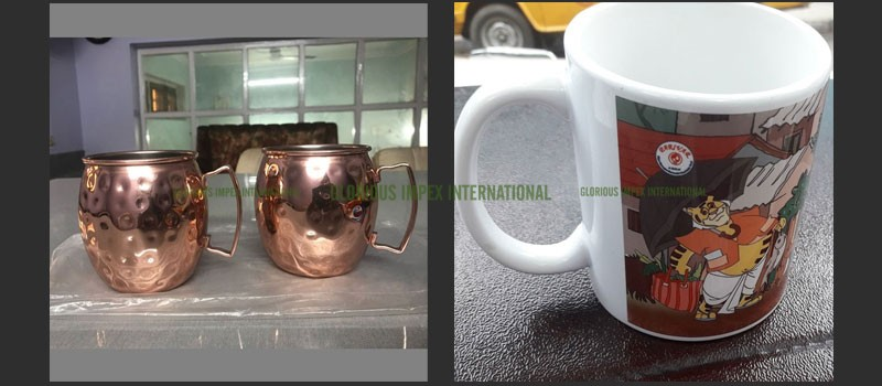 Coffee Mugs manufacturer, Supplier in India