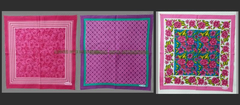 Cotton Handkerchief Exporter, Trading Company in India