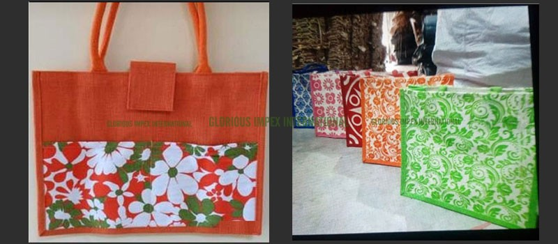 Jute Bags Exporter, Wholesale supplier, manufacturer in India