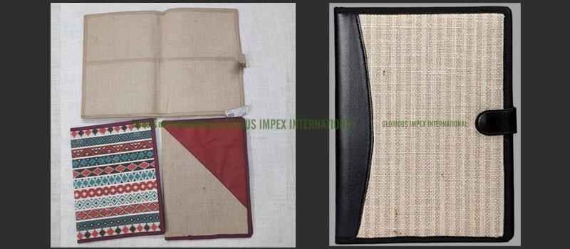 Jute Folder exporter, manufacturer, trading supplier in India