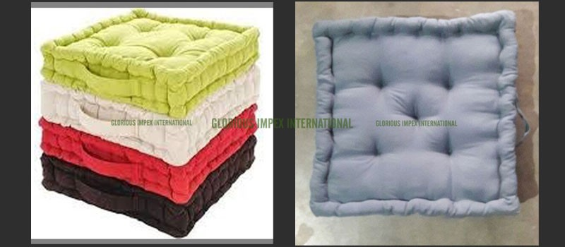 Floor Cushion Manufacturer, Exporter, Supplier in all India